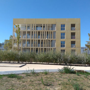 42 logements / LES MUREAUX [78]